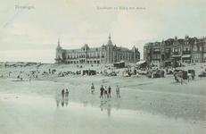 4937 Grand Hotel Britannia en een aantal panden aan Boulevard Evertsen te Vlissingen