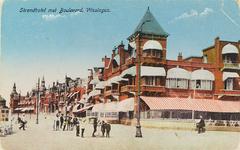 4946 Het Strandhotel aan Boulevard Evertsen te Vlissingen