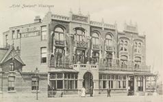 4963 Hotel Zeeland aan de Prins Hendrikweg te Vlissingen