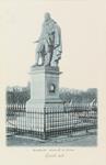 4969 Het standbeeld van Michiel Adriaanszoon de Ruyter op het Keizersbolwerk te Vlissingen
