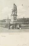 4971 Het standbeeld van Michiel Adriaanszoon de Ruyter op het Keizersbolwerk te Vlissingen