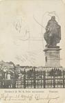 4973 Het standbeeld van Michiel Adriaanszoon de Ruyter op het Keizersbolwerk te Vlissingen