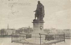 4980 Het standbeeld van Michiel Adriaanszoon de Ruyter op het Keizersbolwerk te Vlissingen