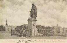 4991 Het standbeeld van Michiel Adriaanszoon de Ruyter op het Keizersbolwerk te Vlissingen