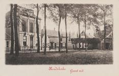 517 Het gemeentehuis aan het Dorpsplein te Koudekerke