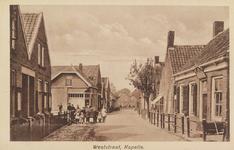 5597 Gezicht op de Weststraat in Kapelle