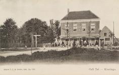 5651 Gezicht op Café Tol in Kloetinge