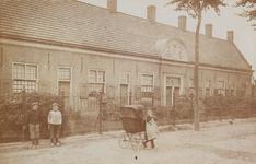 6503 Het Gasthuis (armhuis) aan de Sint Joostdijk in Oosterland
