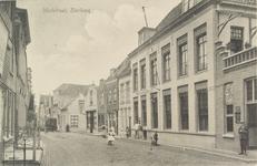 7083 Het post- en telegraafkantoor aan de Meelstraat te Zierikzee