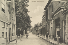 7087 Gezicht op de Nieuwstraat (huidige Nieuwe Bogerdstraat) te Zierikzee