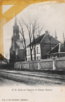 7732 De R.K. kerk en pastorie te Nieuw-Namen
