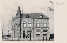 7783 Het postkantoor te Sas van Gent