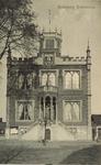 8073 Het gemeentehuis aan de Markt te Aardenburg
