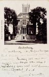 8077 Het gemeentehuis aan de Markt te Aardenburg