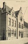 8092 Gezicht op het postkantoor te Aardenburg
