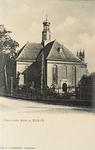 8519 Gezicht op de Ned. Herv. kerk te Sluis