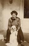 A-7310 Zierikzee. Havenpark. Johanna Maria Gelderman-de Crane (Zierikzee 06-05-1887; Schijndel 29-04-1961) met ...