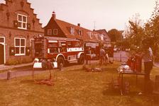 AR-0037-047 Burgh. Burghse Ring. Zwartenhoek. Brandweerdemonstratie voor publiek