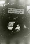 AR-0037-130 Haamstede. Schuitkant. Ingebruikname nieuwe brandweer kazerne. Op de foto de Chevrolet ladderwagen SN-86-82
