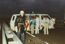 AR-0037-258 Oefening op de Stormvloed Kering.