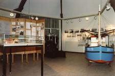 B-0841B Bruinisse. Visserijmuseum. Interieur