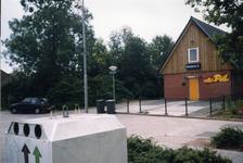 BRU-2829 Bruinisse. Stenenpad. Jeugdsoos 'De Pul'