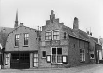 BRW-1153 Brouwershaven. Noorddijkstraat. Geboortehuis van Jacob Cats
