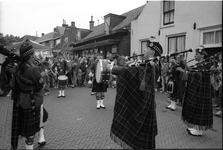 JVH-0888 Burgh-Haamstede. Ring. Optreden 'Inter Scaldi' uit Vlissingen tijdens de derde Ring Promotiondag van dat jaar.