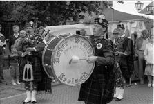 JVH-0888A Haamstede. Ring. Optreden 'Inter Scaldi' uit Vlissingen tijdens de derde Ring Promotiondag van dat jaar.
