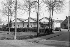 JVH-1127 Oosterland. Koninginneplein. Supermarkt Veldmarkt