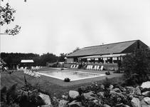 REN-0623 Renesse. Duinwekken. Hotel 'De Zeeuwse Stromen'