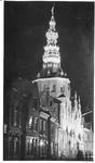 RK-0428 Zierikzee. Meelstraat Stadhuistoren.
