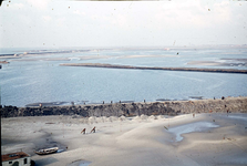 RK-1769 Ouwerkerk. Watersnoodramp 1953. Herstelwerkzaamheden.