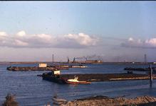 RK-1771 Ouwerkerk. Watersnoodramp 1953. Herstelwerkzaamheden.