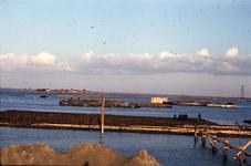 RK-1775 Ouwerkerk. Watersnoodramp 1953. Herstelwerkzaamheden.