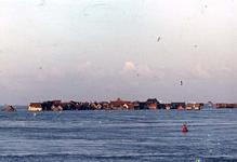 RK-1779 Ouwerkerk. Watersnoodramp 1953. Gezicht op Ouwerkerk.