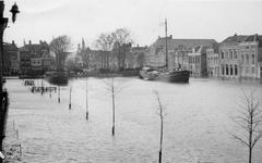 RK-1978 Zierikzee. Oude Haven. Springvloed.