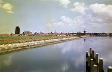 RK-1985 Zierikzee. Havenkanaal en Westhavendijk.