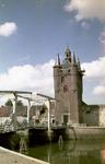 RK-1986 Zierikzee. Zuidhavenpoort, landzijde.