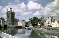 RK-1987 Zierikzee. Noord- en Zuidhavenpoort.