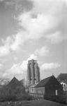 RK-2012 Zierikzee. Raamstraat. Sint Lievens Monstertoren.