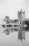 RK-2029 Zierikzee. Zuidhavenpoort met brug.