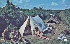 RK-2058 Renesse. Kamp van de Jeugdbond voor Natuurstudie (NJN).