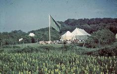 RK-2061 Renesse. Kamp van de Jeugdbond voor Natuurstudie (NJN).