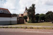 WA-1643 Haamstede. Weststraat. Slot 'Witte van Haamstede'