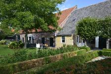 X-4894 Dreischor. Molenweg. Een detailopname van Streek- en landbouwmuseum Goemanszorg