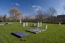 X-4981 Noordwelle.Wellandweg. De begraafplaats