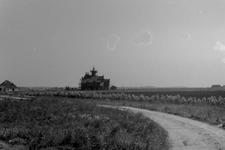 X-5172 Renesse. Moermondsweg. Restauratie slot Moermond