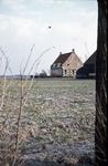 X-5314 Bruinisse. Hageweg. Boerderij 'Nooitgedacht', later camping 'Onze Hoeve'