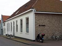 X-5572 Zierikzee. Manhuisstraat. Voormalige kazerne, vanaf 1874 gebouw voor de verpleging van besmettelijke ziekten, ...
